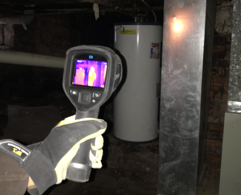 EnTrust Home Inspection, Inc - Quad Cities - Thermal Imagining