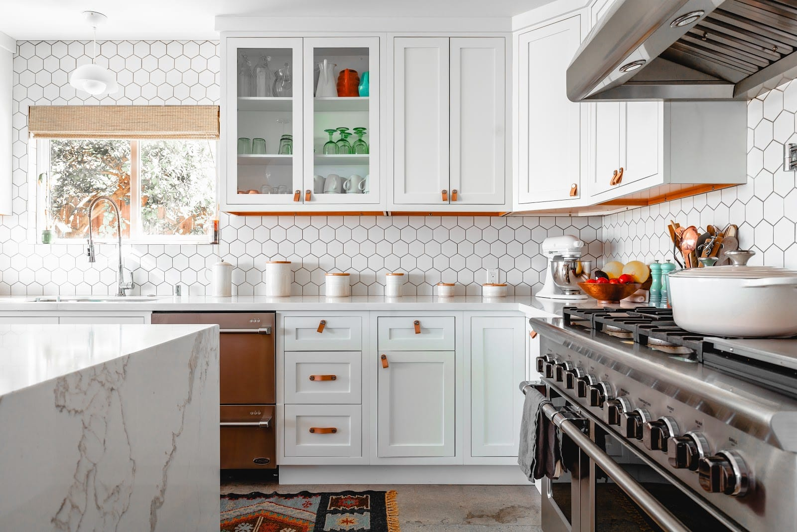 - Do-It-Yourself Backsplash In A Weekend - John Robinson's