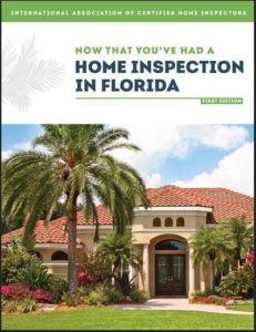 Pro-Spection Home Inspections Treasure Coast Florida Now that you have had a home inspection