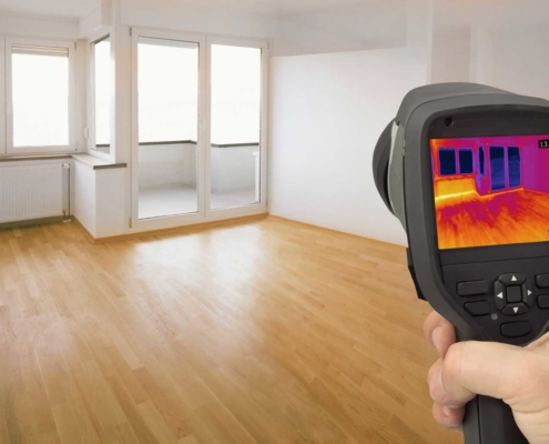 Ace Home Services, Greater Roanoke Home Inspections Thermal Imaging