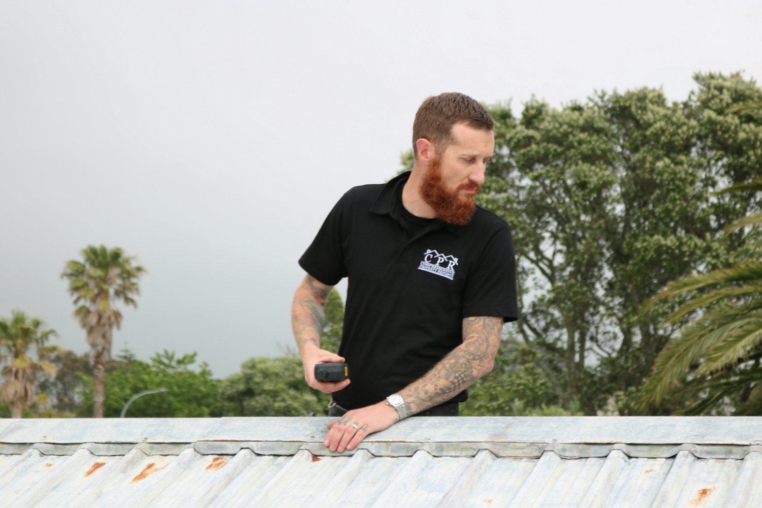 roof inspection after installation